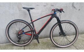 Nakita Talon carbon 29er MTB kerékpár újszerű M-es