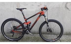 KTM LYCAN ELITE carbon 650B MTB kerékpár használt