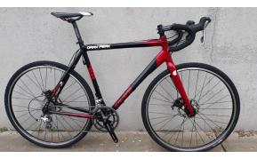 Calibre Dark Peak cyclocross kerékpár használt 58-56cm