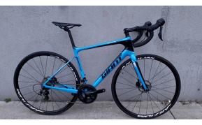 Giant Defy Advanced carbon országúti kerékpár használt 49-53cm