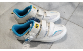 Mavic Ksyrium Elite W országúti cipő fehér 39 1/3