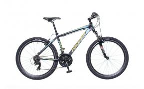 NEUZER MISTRAL 50 MTB kerékpár fekete-sárga