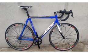De Rosa King X Light carbon országúti kerékpár használt 60-57cm