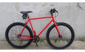 KRUZ Fixi kerékpár használt 54cm
