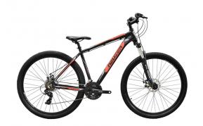 Neuzer Jumbo Hobby 29er disc MTB kerékpár fekete-piros