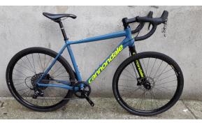 Cannondale Slate APEX disc gravel 650B kerékpár használt L-es