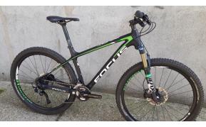 Focus Raven carbon 650B MTB kerékpár használt S-es