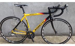 Bonetti alu országúti kerékpár használt 50-52cm