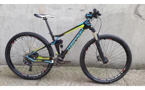 Torpado Matador IMPUDENT 29ER carbon Cross Country fully MTB kerékpár használt M