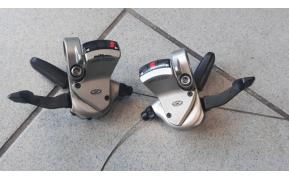 Shimano Deore XT SL-M750 váltókar használt 3x9seb