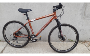 Gepida Asgard MTB kerékpár használt M-es