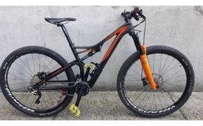 Specialized Stumpjumper FSR carbon 29ER MTB kerékpár használt M-es