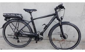 CUBE Town Hybrid trekking e-bike kerékpár használt