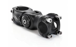 XLC Comp A-Head kormányszár 31,8/95 mm, fekete állítható ST-T14