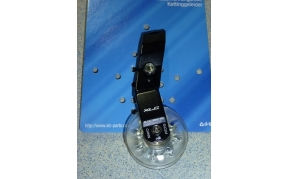 XLC láncfeszítő 1 görgős láncvillára szerelhető