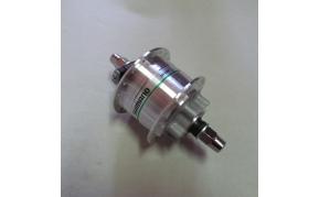 Shimano dinamós, tárcsafékes első agy (DH-3D30) 6V/3W