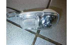 Trelock LS 673 ledes dinamós első lámpa