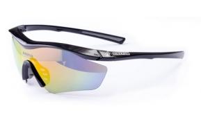 Bikefun AIRJET napszemüveg fekete