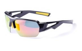 Bikefun Gladiator napszemüveg fekete