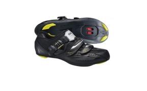 Shimano RT82 országúti cipő fekete