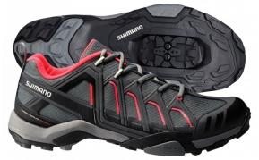 Shimano SH-WM34 MTB cipő fekete