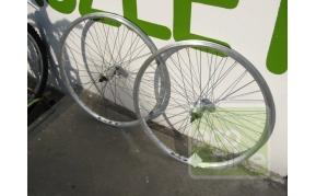 Mountainbike kerék szett duplafalú felnivel