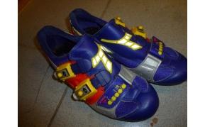 55a60aecda26 4 000 FT Részletek Diadora országúti cipő használt 39-es ...