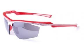 BIKEFUN MACH1 napszemüveg piros-fehér