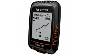 BRYTON RIDER 330E GPS komputer AKCIÓS!