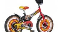 Venera Fire Chief fiú kerékpár 16 piros-fekete