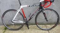 Wilier Mortirolo full carbon országúti kerékpár használt 53-54cm