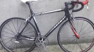 Berma full carbon országúti kerékpár használt 53-54cm