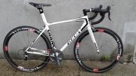 Giant TCR Advanced SL full carbon országúti kerékpár használt 68-53cm