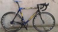 Olympia Speedlite alu-carbon országúti kerékpár használt 56-54,5cm