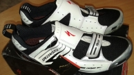 Specialized Trivent triatlonos cipő carbon talp 45