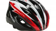 Bikefun Cobber sisak fekete-piros több méretben