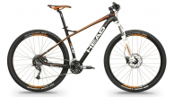 HEAD X-RUBI 29ER MTB kerékpár black-orange 2019