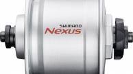 Shimano NEXUS DH-C3000-3N-QR AGYDINAMÓ ezüst