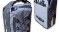 BIKEMORE Touring 23QR táska csomagtartóra fekete/szürke vízálló