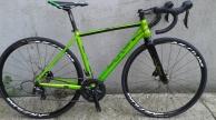 ORRO TERRA országúti kerékpár használt 49-51cm