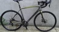 Specialized ROUBAIX SL4 Comp Disc 2015 carbon országúti kerékpár használt 56-os