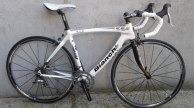Bianchi 928 carbon országúti kerékpár használt 50-52cm