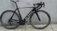 DE ROSA PROTOS carbon országúti kerékpár használt 54-54cm