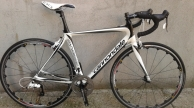 Cannondale Synapse carbon országúti kerékpár használt 51-52cm