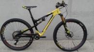 Rocky Mountain Thunderbolt 799msl 650B carbon fully kerékpár használt S-es
