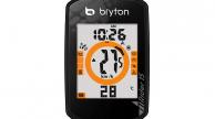 BRYTON RIDER 15E GPS csak komputer fekete