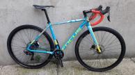 FOCUS MARES AX disc cyclocross kerékpár használt 48-51cm