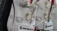 Scott Road Team Boa országúti cipő 42-es fehér