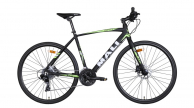 MALI SKY FITNESS kerékpár fekete 48cm