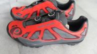 Pearl Izumi X-Project MTB cipő 43-as szürke-piros